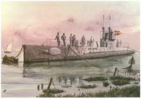 Clase A 1917-34 Laurenti