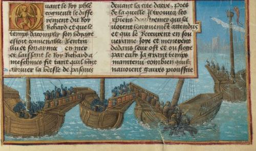 Naves quemadas