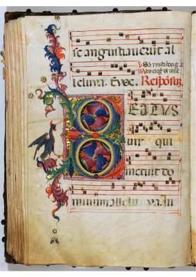Antifonato S. XIV