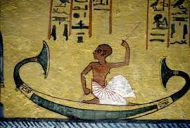 Viaje en barco por el inframundo