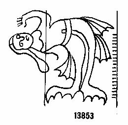 Sirena. Namur 1426. Fuente: http://www.ksbm.oeaw.ac.at/_scripts/php/loadRepWmark.php?rep=briquet&refnr=13853&lang=fr