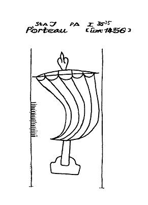 Barco. Porteau 1456. Fuente: http://www.piccard-online.de/struktur.php?sprache=en