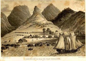 Isla de Juan Fernandez
