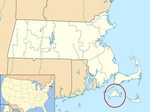 Situación de la isla en la que se encuentra el faro