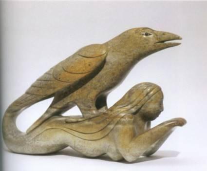 Sedna y el cuervo