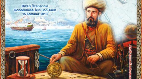 Una representación del Almirante, extraida de una exposición que tuvo lugar en su país de origen en el año 2013