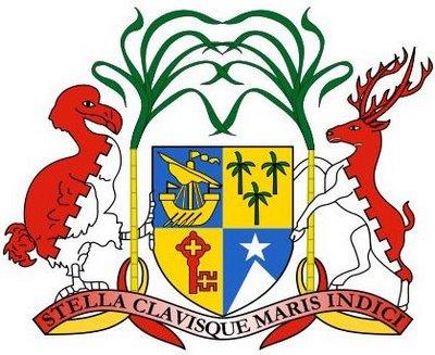 Emblema nacional de las islas Muricio
