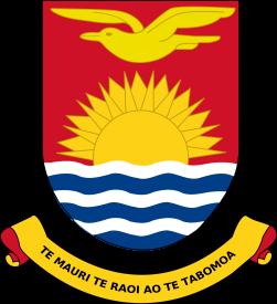 Escudo de KiribaTI