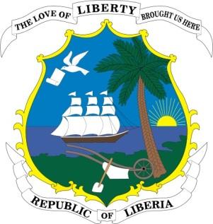 Emblema de Liberia
