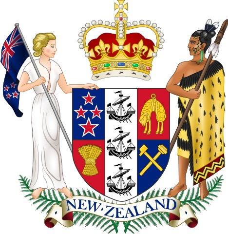 Emblema nacional de Nueva Zelanda