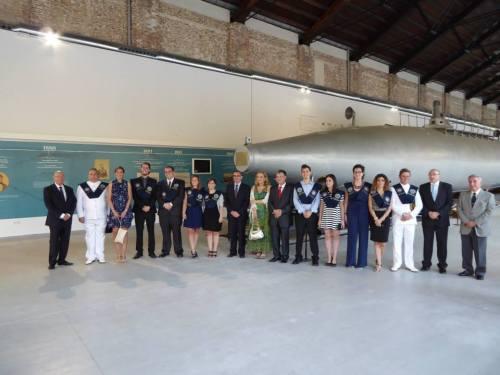 2º promoción, junto a avarios profesores del Máster