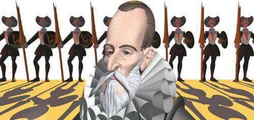 Cervantes-y-quijotes