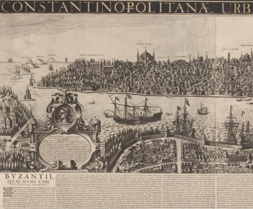 Constatntinopla 1616