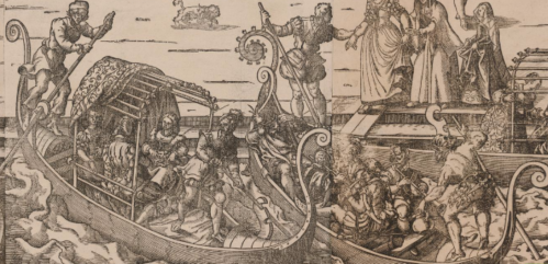 Detalle Venecia