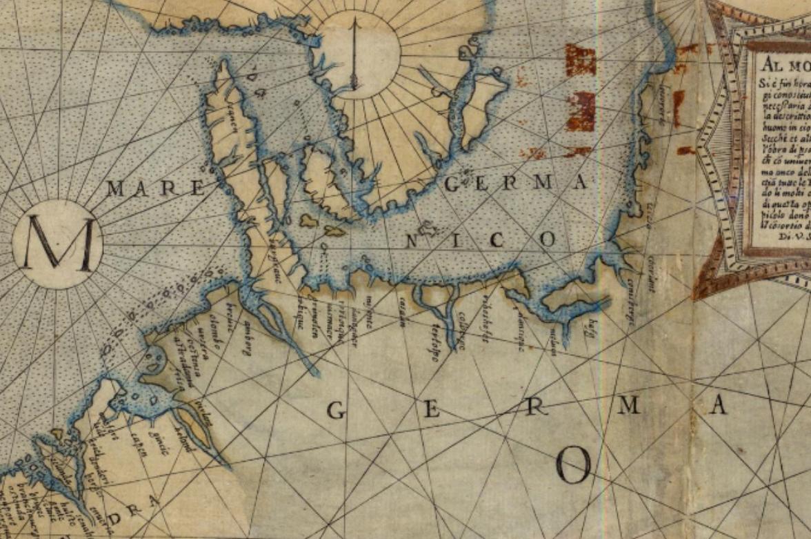 mar germanico