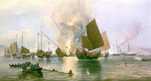 Champan de la guerra del opio