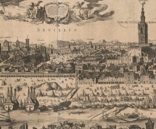Sevillla, 1619