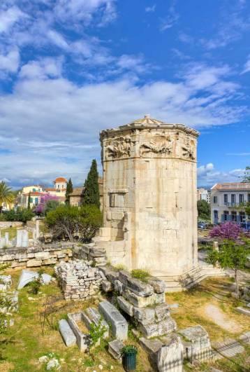 La torre ateniense. Fuente.