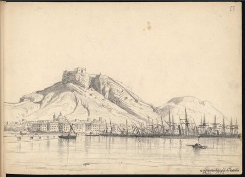 El puerto de Alicante