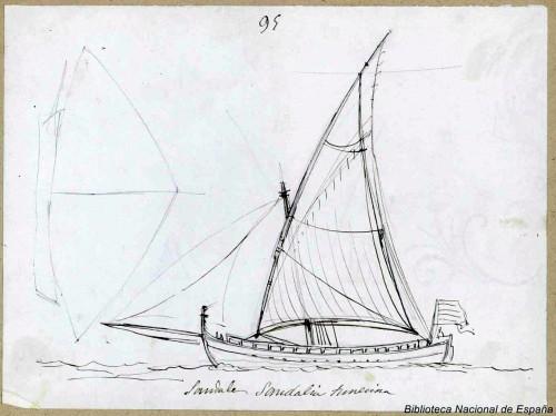 Barco tunencino