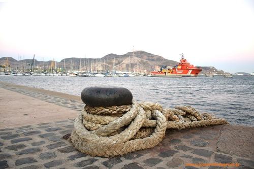 Puerto de Cartagena (España)
