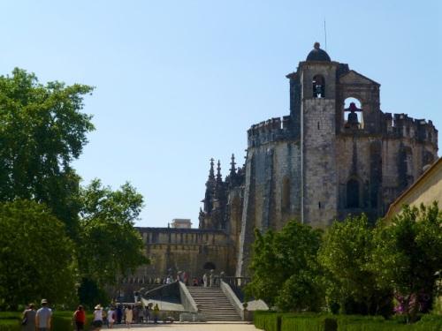 Castillo templario Tomar
