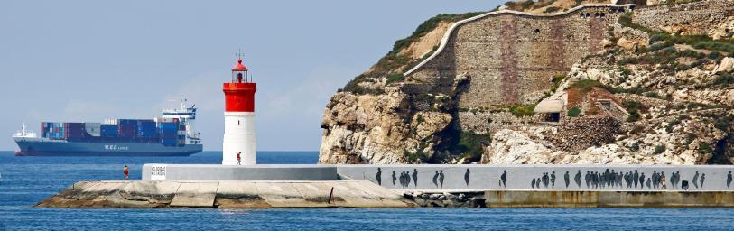 Faro de Navidad, Cartagena (España)