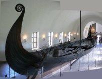 El barco vikingo de Oseberg