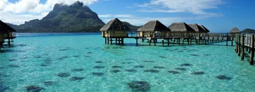 Una de las vistas mas conocidas de esta preciosa isla