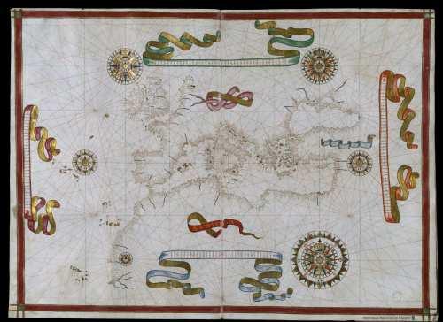 Atlas de Joan Martines Fuente: BDH