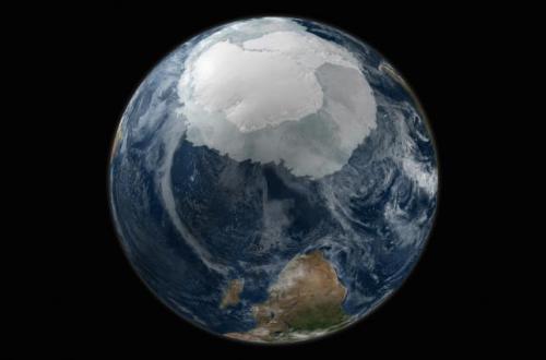 Casquete polar. Fuente