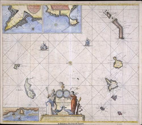 Islas Canarias. Finales del s. XVII. Más información