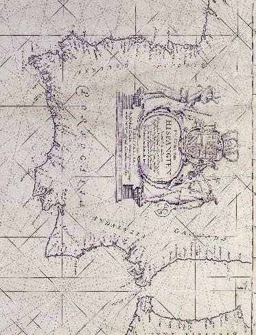 Carta del siglo XVII