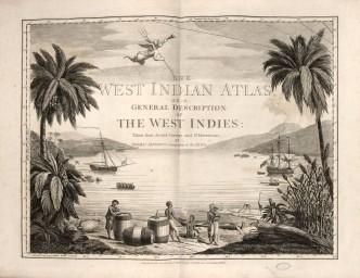 Atlas indias orientales XVIII