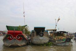 Mercado en Vietnam. Fuente