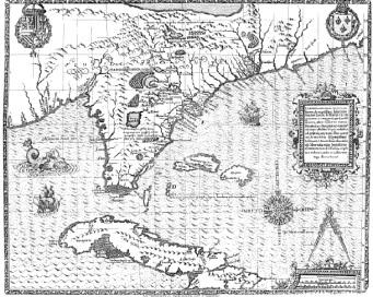La Florida en 1591