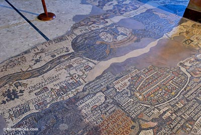 Medeba-map-Dead-Sea-area-tb053108028-bibleplaces
