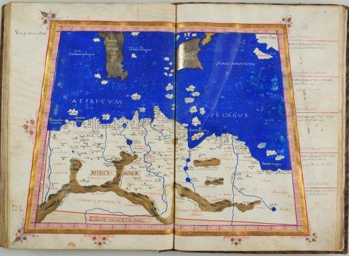 mar africano ptolomeo