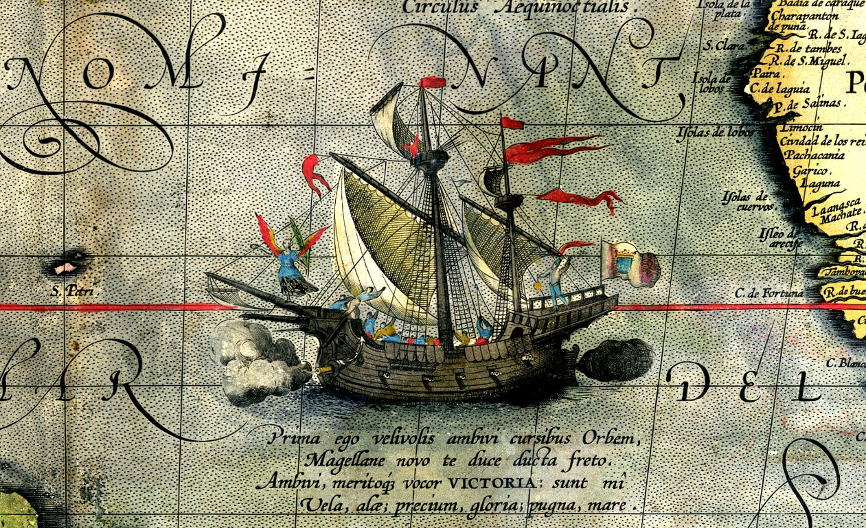 Detail_from_a_map_of_Ortelius_-_Magellan's_ship_Victoria