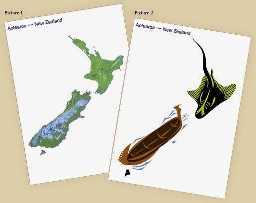 NZ Fish & Canoe Shape