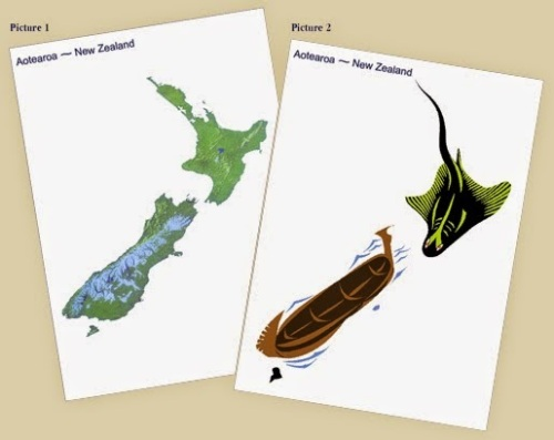 NZ Fish & Canoe Shape