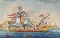 Galera capitana de Malta
