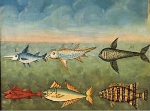 Peces del Quadro del Perú (1799)