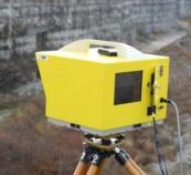 Uno de los instrumentos LIDAR