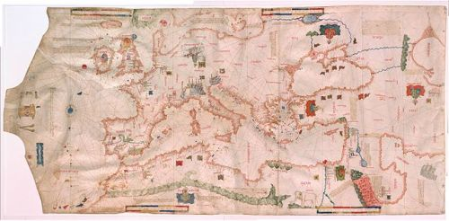 1455_Nautical_Chart_by_Bartolomeo_Pareto