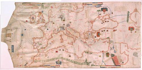 1455_Nautical_Chart_by_Bartolomeo_Pareto