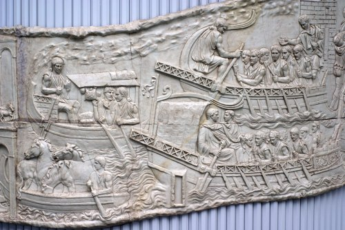 Detalle Columna Trajano