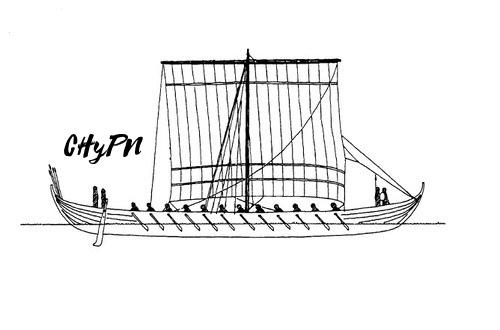 barco de guerra mas peque+¦o