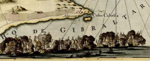 Batalla Estrehco Gibraltar