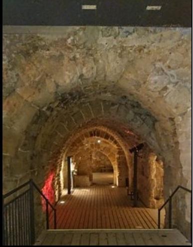 Entrada tuneles